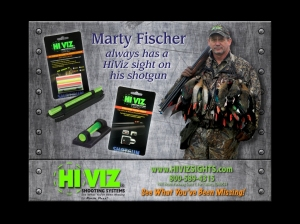 Marty Fischer, cohost of TNT Outdoor Explosion TV